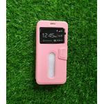 เคสเปิด-ปิด Smart case#2 VIVO Y55/Y55S(ใช้เคสตัวเดียวกัน) สีชมพู