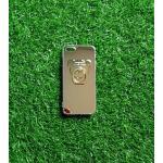 TPU โครเมี่ยมพร้อมแหวน(NEW) iphone5/5s/se สีทอง