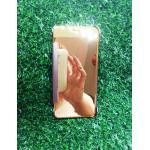 Smart Flipcase หรูหราล้ำสมัย VIVO V5(Y67)/V5S/V5 Lite(ใช้เคสตัวเดียวกัน)สีทอง
