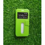 เคสเปิด-ปิด Smart case#2 VIVO Y55/Y55S(ใช้เคสตัวเดียวกัน) สีเขียวอ่อน
