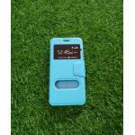 เคสเปิด-ปิด Smart case Huawei Y 7 สีฟ้า