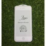 ฟิล์มกระจกเต็มจอ JDO iphone7/iphone8 สีขาว