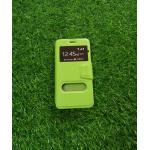 เคสเปิด-ปิด Smart case Huawei Y 7 สีเขียวอ่อน