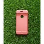 เคสประกบ 360 องศา(New) iphone7/iphone8(ใช้เคสตัวเดียวกัน) สี Pink gold