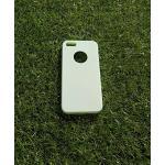 TPU สีทึบ 0.18 บางเฉียบ iphone5/5s สีเขียว