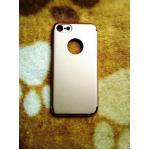 PC ประกบหัวท้ายโครเมี่ยม iphone7/iphone8(ใช้เคสตัวเดียวกัน) สีทอง