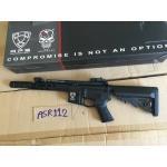 New.APS Metal 8 inch Guardian Advance Special Rifle EBB (Black) [APS-AEG-ASR112]
