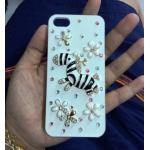 เพชร LOVE iphone5/5s/se ลายยูนิคอร์น