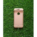 เคสประกบ 360 องศา(New) iphone7/iphone8(ใช้เคสตัวเดียวกัน) สีทอง