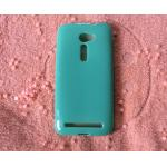 TPU สีทึบ Zenfone2 (5.0) สีเขียว