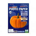 Hi-Jet Photo Paper Glossy 130G (A4) (A4/100 Sheets)