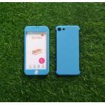 PC ประกบ360องศา+ฟิล์มกระจกสีฟ้า iphone7/iphone8(ใช้เคสตัวเดียวกัน)
