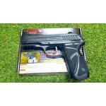 ปืนสั้นอัดแก๊สGamo PT85 Blowback Pellets .177/4.5mm. Co2 Pistol เบอร์ 1 ✔ขนาดหลอด Capacity per cartridge : around 50 shots ✔บรรจุลูก Double cylinder : 2 x 8 shots ✔ขนาดลูก Cal 4.5mm (.177 rifle bore) ✔แก๊สหลอด CO2 12gr cartridg
