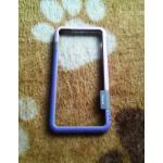 Bumper Walnutt iphone7 plus/iphone8 plus(ใช้เคสตัวเดียวกัน) สีม่วง-ชมพู
