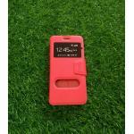 เคสเปิด-ปิด Smart case Huawei Y 7 สีแดง