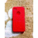 TPU เพชรฟรุ้งฟริ้ง iphone6/6s สีแดง