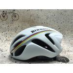 หมวก Bike Boy (ขาว รุ้ง)