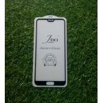 ฟิล์มกระจกเต็มจอ JDO Huawei P20 Pro สีดำ