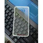 TPU ใสขอบสี Note5 สีใส
