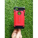 2ชั้นกันกระแทก SPIGEN iphone5/5s/se สีแดง