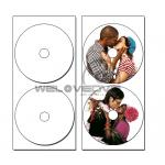 CD / DVD Labels (เต็มวง) (50 pcs./Pack)