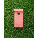 เคสประกบ 360 องศา(New) iphone6/6s สี Pink gold