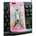 เคสกันกระแทกUAG iphone6/6s สีชมพู