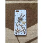 เพชร LOVE iphone5/5s/se ลายกระต่าย