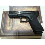 New.สินค้ามาใหม่ ปืนสั้น GLOCK17 SAI / GLOCK34 SAI ตัวแต่ง ท่อทอง ราคาพิเศษ