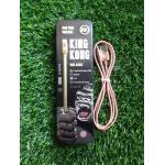 สายชาร์จ Remax Kingkong(ของแท้) iphone5-6/ipadmini/air1/air2 สีpink gold