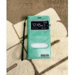 เคสเปิด-ปิด Angel Case iphone5/5s/se สีเขียว