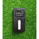 เคสเปิด-ปิด Smart case#2 VIVO Y55/Y55S(ใช้เคสตัวเดียวกัน)สีดำ