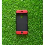เคสประกบ 360 องศา(New) iphone6/6s สีดำ-แดง