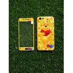 TPU+ฟิล์มกระจก Oppo A77(F3) ลายหมีเหลือง
