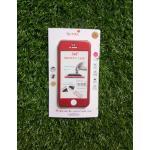 เคสประกบ 360องศา 3in1 iphone5/5s/se สีแดง