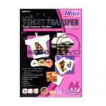 Hi-jet T-SHIRT TRANSFER FOR LIGHT COLORED (A4/10 Sheets)