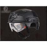 New.Emerson EXF BUMP Helmet With Protective Goggle(Black) ราคาพิเศษ