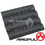 MAGPUL XTM RAIL PANEL 32pcs (BK)