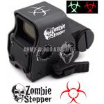 New.Zombie Stopper EOTech XPS3-2 Holographic Red Green Reflex Dot Sight with QD Mount Side Button (BK) ราคาพิเศษ