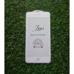 ฟิล์มกระจกเต็มจอ JDO iphone7 plus/iphone8 plus สีขาว