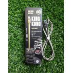 สายชาร์จ Remax Kingkong(ของแท้) iphone5-6/ipadmini/air1/air2 สีเงิน