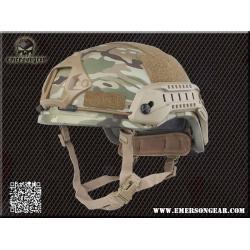 หมวกMich2001 ยี่ห้อEmerson มีสี มัลติแคม ดำ ทราย เขียว