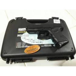 New.คีมอ งาน HFC HG 185 / HG 186 GLOCK 17 / GLOC 26 มาพร้อมกล่องปืน ราคาพิเศษ