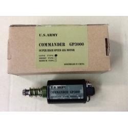 มอเตอร์ GP3000 U.A. ARMY COMMANDER