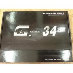 Glock34 Gen3 WE สีดำ (full)
