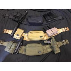 🔥New.สินค้าราคาพิเศษ🔥 - กระเป๋าคาดเอว ซ่อนปืน 1,000 - ซองปืน 650 -ซองแมก 850 - กระเป๋า โทรศัพท์ 650 - ดิ้ว 1,500 - เข็มขัดสนาม 950