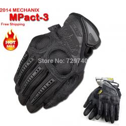 MECHANIX-WEAR-M-PACT-3 สีดำ