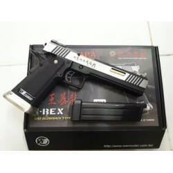 New.WE Hi-Capa 6 Inch IREX GBB (Gold) ราคาพิเศษ