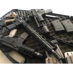 New.อุปกรณ์แต่งปืน M4 CMMG.22 ราคาพิเศษ