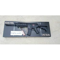 New.ปืนยาวไฟฟ้า M4 บอดี้เหล็ก ราคาพิเศษ
